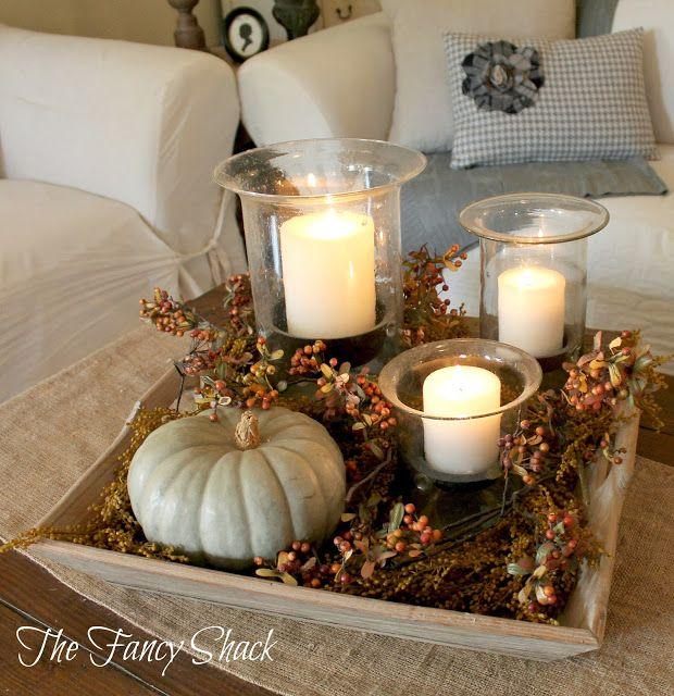 Home Fall Decorating Ideas 2840: 23 Inspiracje Na Dekoracje Jesienne