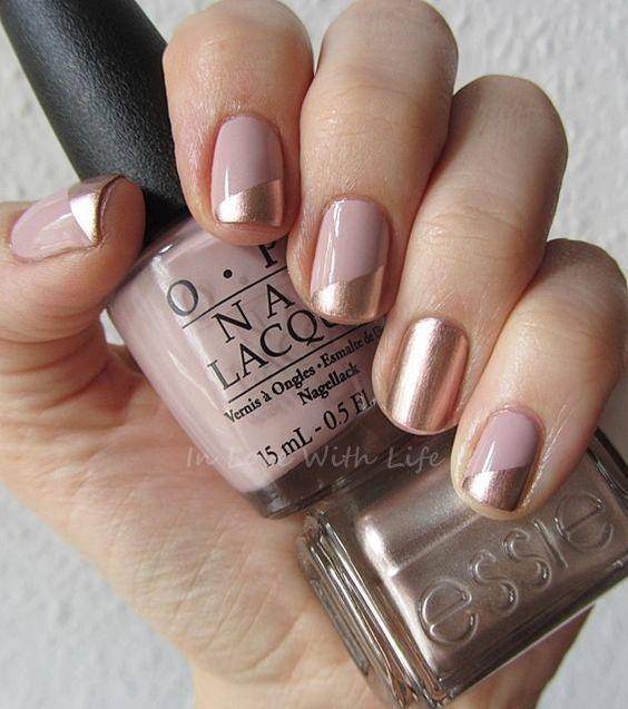 Wiosna Na Paznokciach Czyli 40 Propozycji Na Piękny Manicure