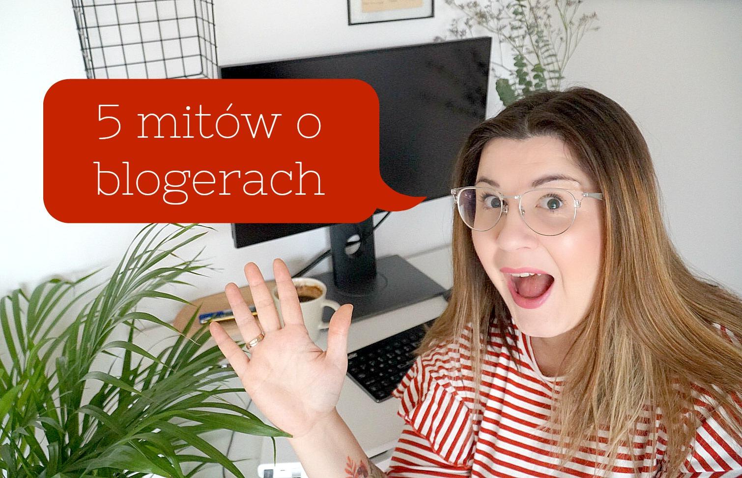 mity o blogerach
